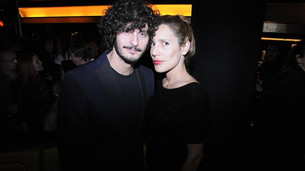 Antonio Pagudo y Mónica Cordobés