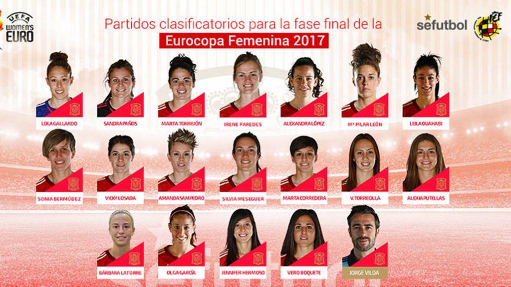 La Roja, Futbol Femenino