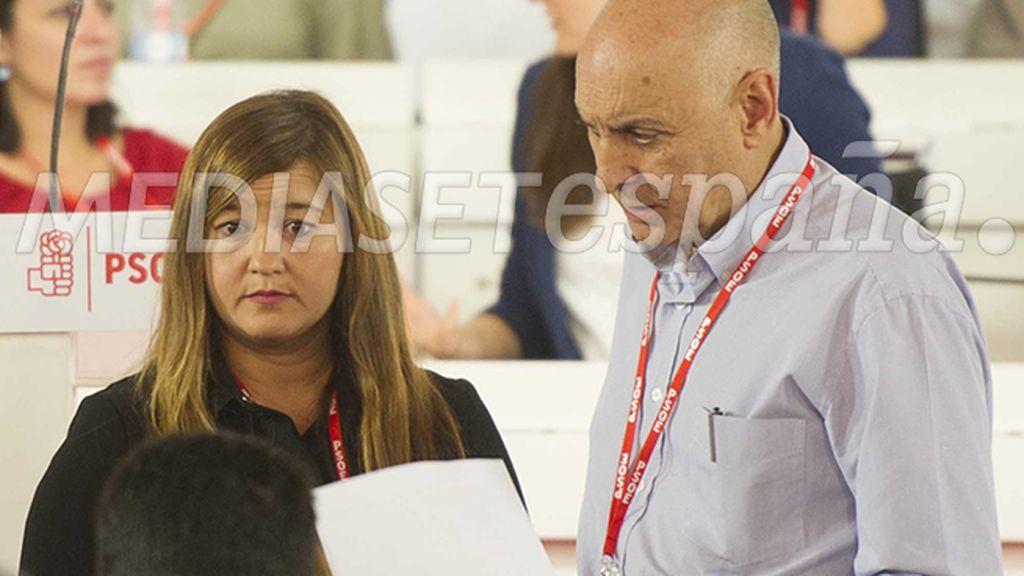 Verónica Pérez y Rodolfo Ares: tensión por el micrófono
