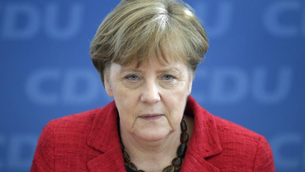 Angela Merkel, número 1 entre las 100 mujeres más poderosas