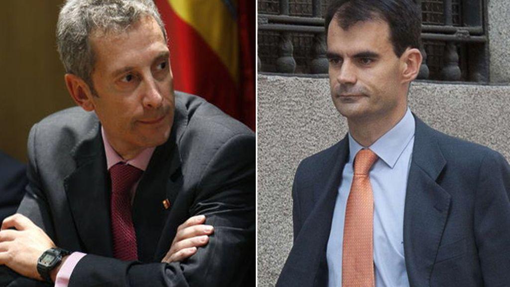 José de la Mata y Pablo Ruz
