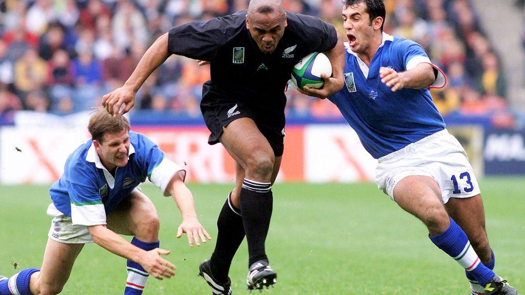 Fallece Jonah Lomu, leyenda de los All Blacks (18/11/2015)