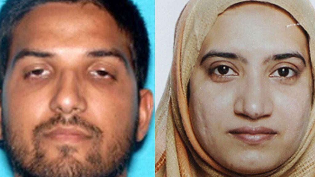 Los terroristas de San Bernardino
