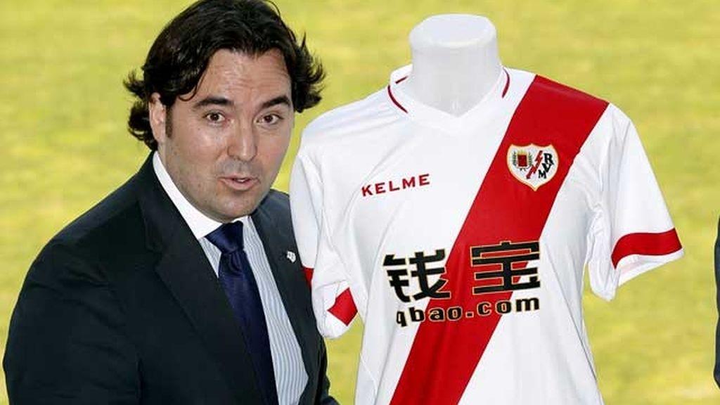Raul Martin Presa,Rayo Vallecano,Villarreal