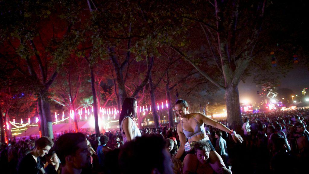 Coldplay hizo bailar a toda Philadelphia