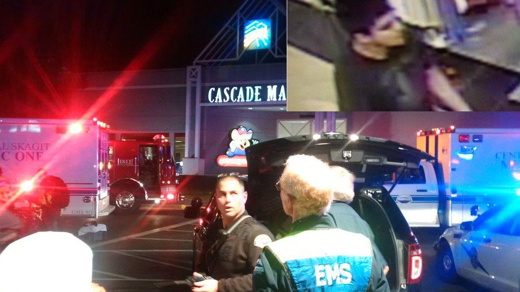 La Policía de Washington publica la imagen del tirador del centro comercial de Burlington
