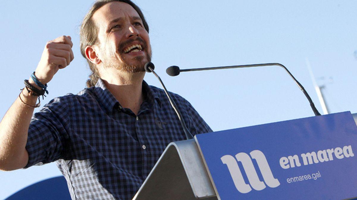 """Pablo Iglesias negociará con Sánchez """"de igual a igual"""" y sin líneas rojas"""