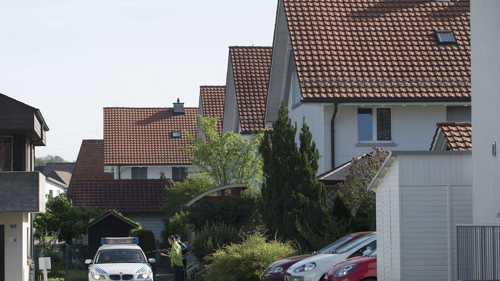 Un tiroteo en un barrio residencial deja al menos 4 muertos en el cantón suizo de Argovia