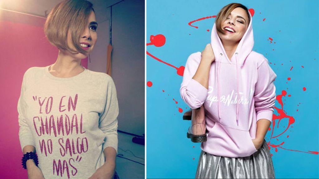Nuevos modelos y colores del slogan del chándal