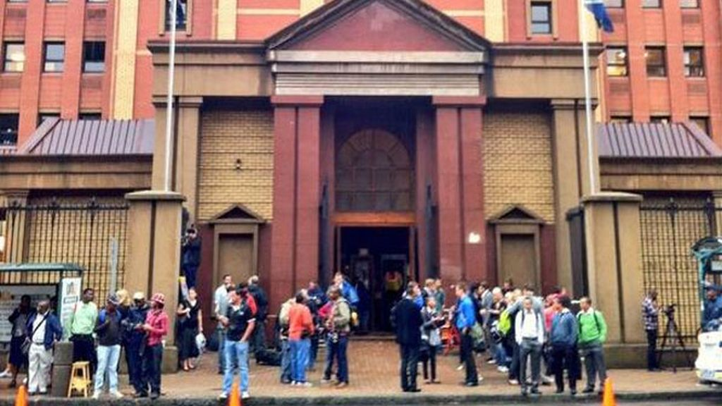 Tribunal Sudáfrica, tribunal Pretoria