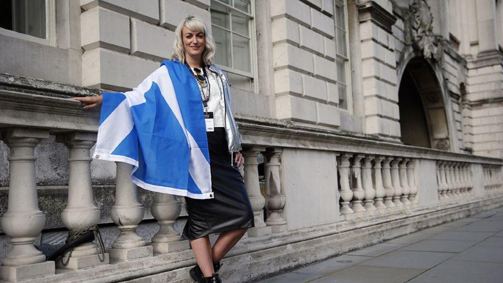 """""""La independencia de Escocia podría dar la oportunidad de atraer a más empresas"""""""