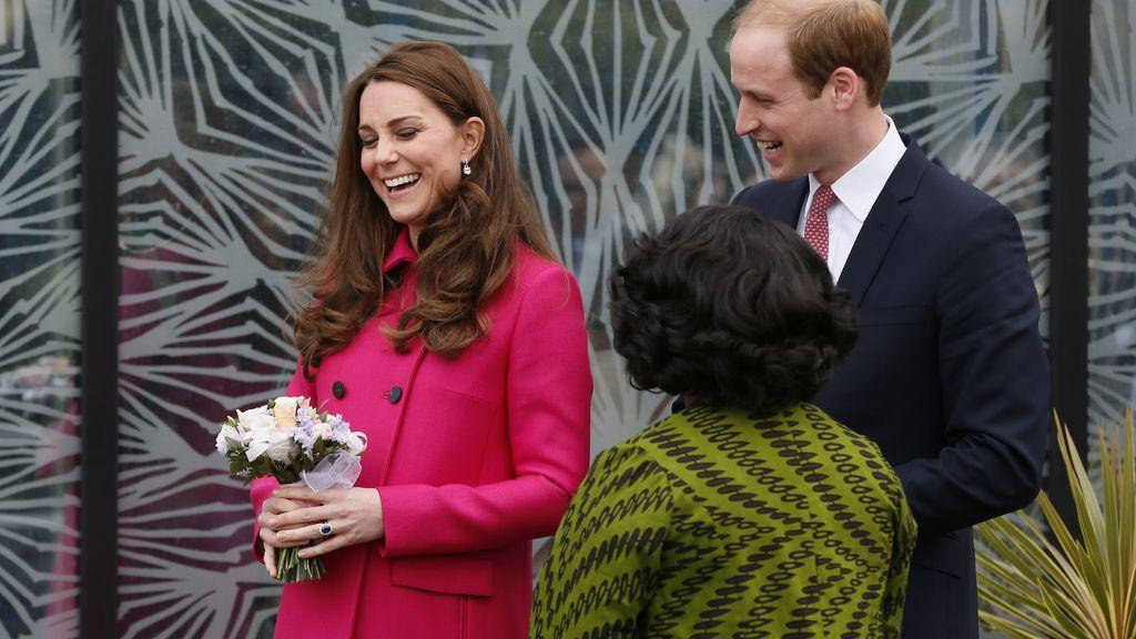 Kate Middleton se coge la baja de maternidad