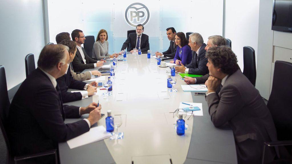 Comité dirección del PP