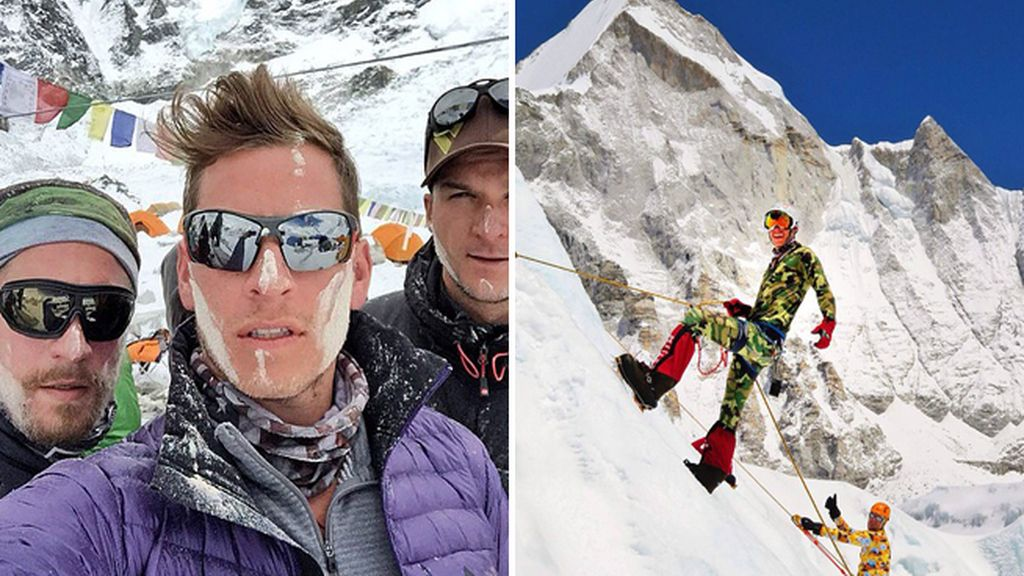 Un ejecutivo de google fallece en la avalancha del Everest