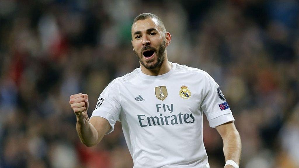 Real Madrid,Karim Benzema