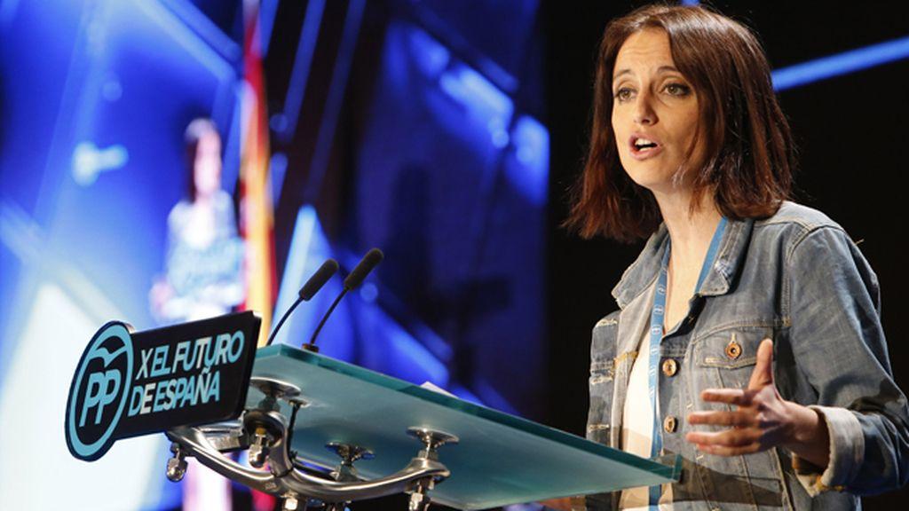 Andrea Levy, vicesecretaria de Estudios y Programas del PP