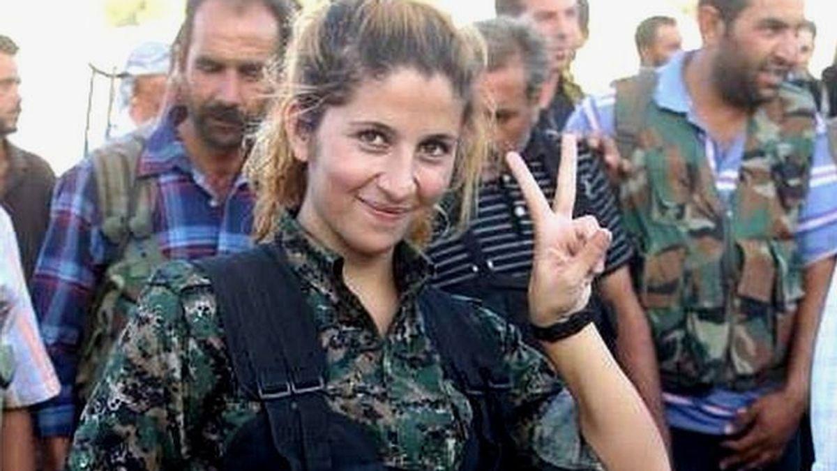 El Ángel de Kobane