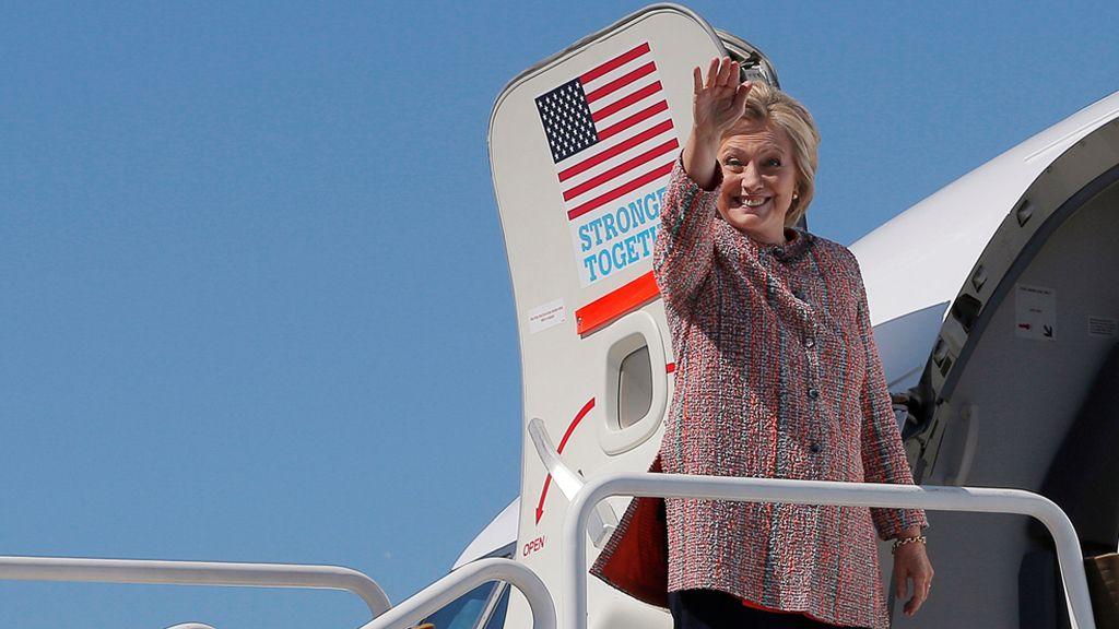 Hillary, de nuevo a la carga