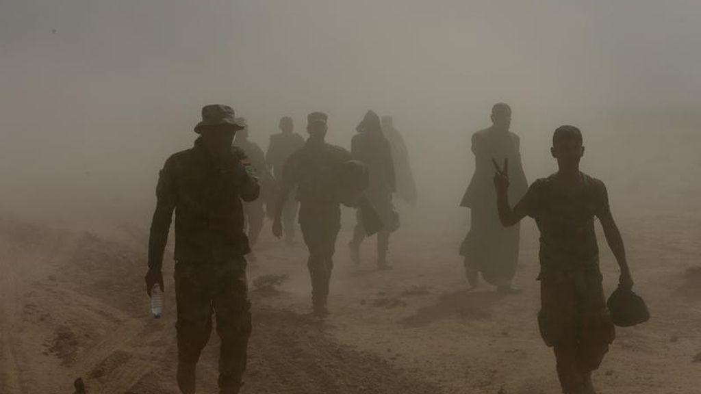 Operación militar en Irak