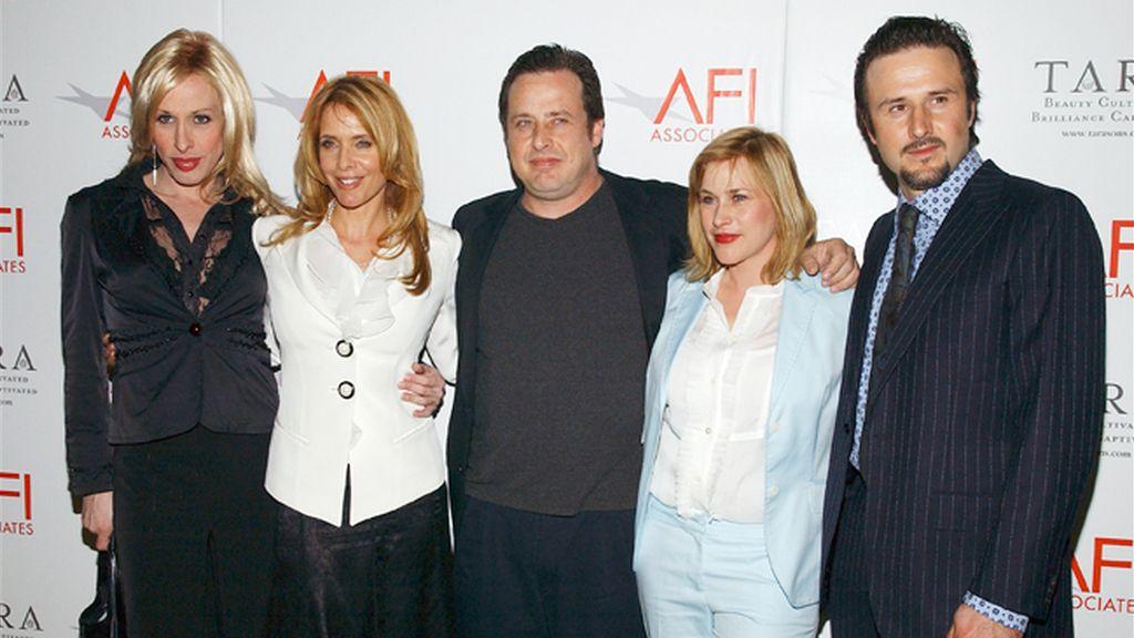 Alexis Arquette, hermana de los actores Patricia, Rosanna, Richmond y David Arquette