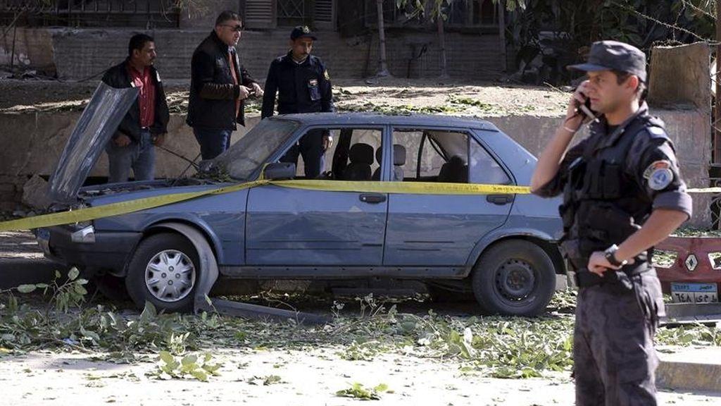 Atentado en El Cairo: Seis policías muertos y siete heridos