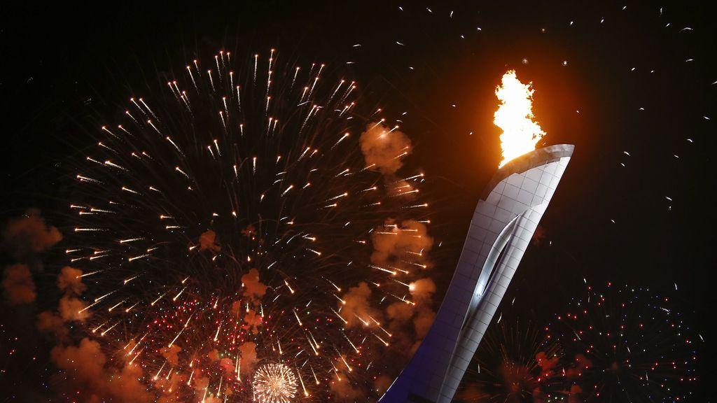 Gala inaugural de los Juegos Olímpicos de Sochi 2014