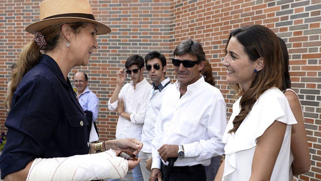 Homenaje taurino a Víctor Barrio en Valladolid con presencia de la Casa Real
