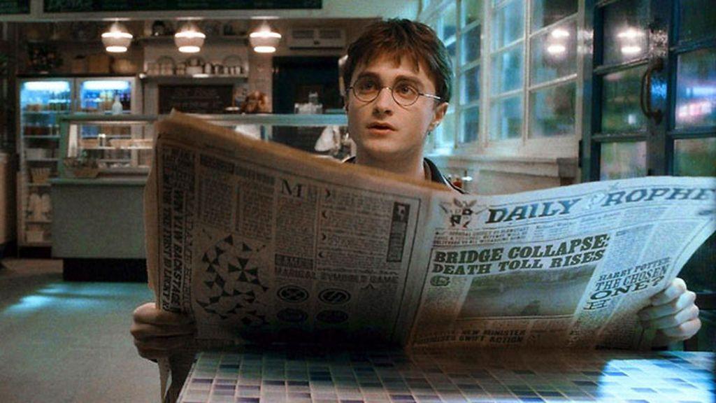 La Bruja de Jengibre, el personaje oculto de la saga de Harry Potter
