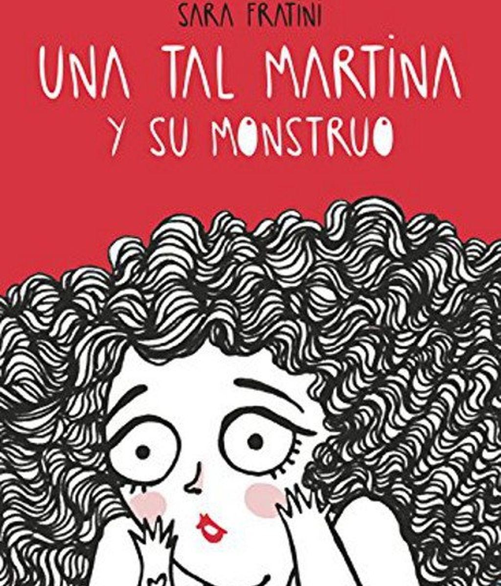 Sara Fratini y su nuevo libro