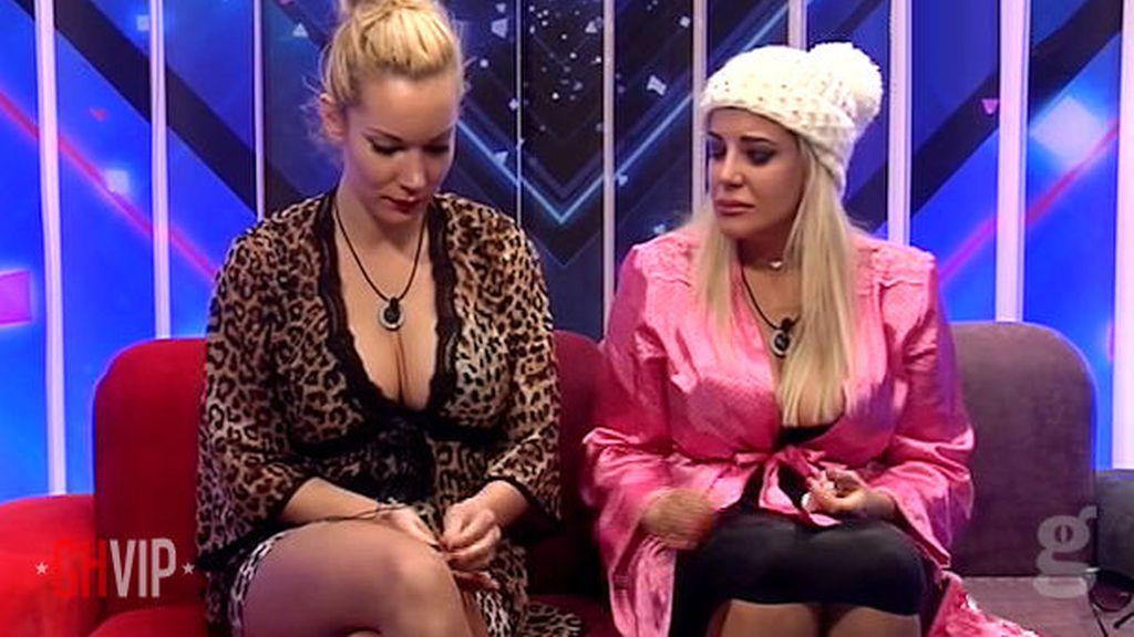 Belén y Charlotte