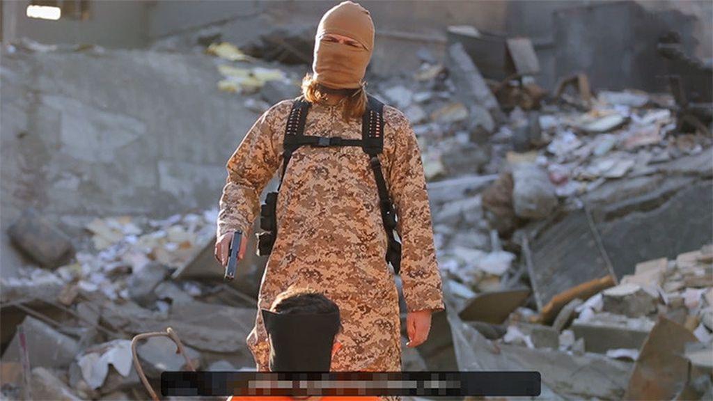 El Estado Islámico difunde un nuevo vídeo