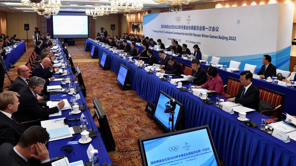 El COI se reúne de cara a los Juegos Olímpicos de Tokio 2022 (10/010/2016)