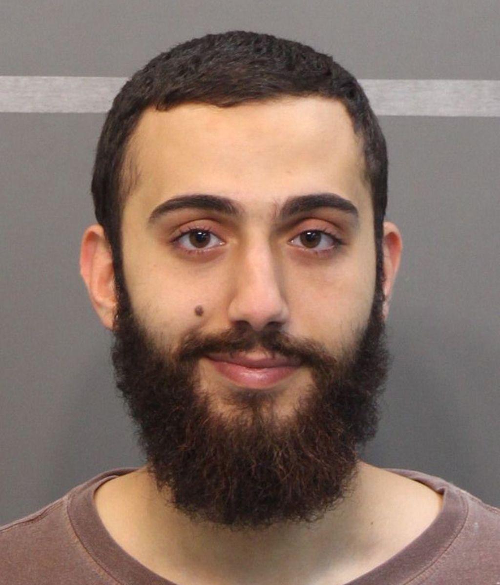 Mohammad Abdulazeez, supuesto autor del tiroteo en dos instalaciones militares de Chattanooga, en Tennessee