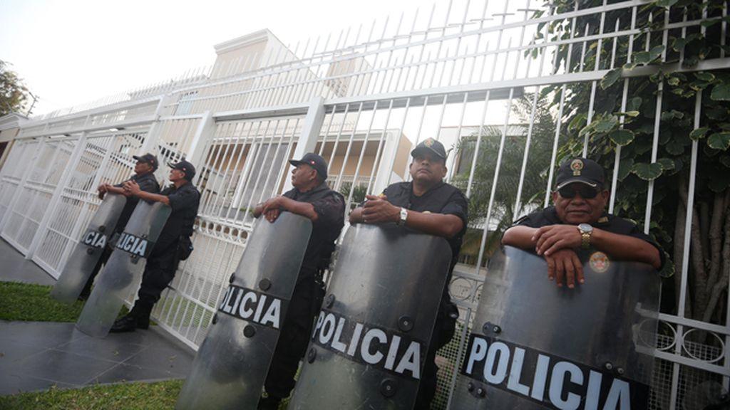 Oficina de Mossack Fonseca en Perú