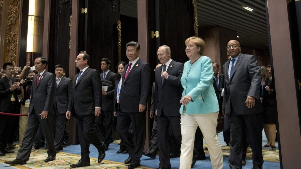 Cumbre del G20