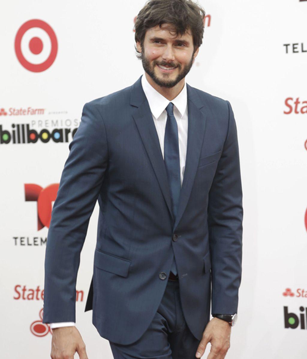 El actor madrileño Sergio Mur