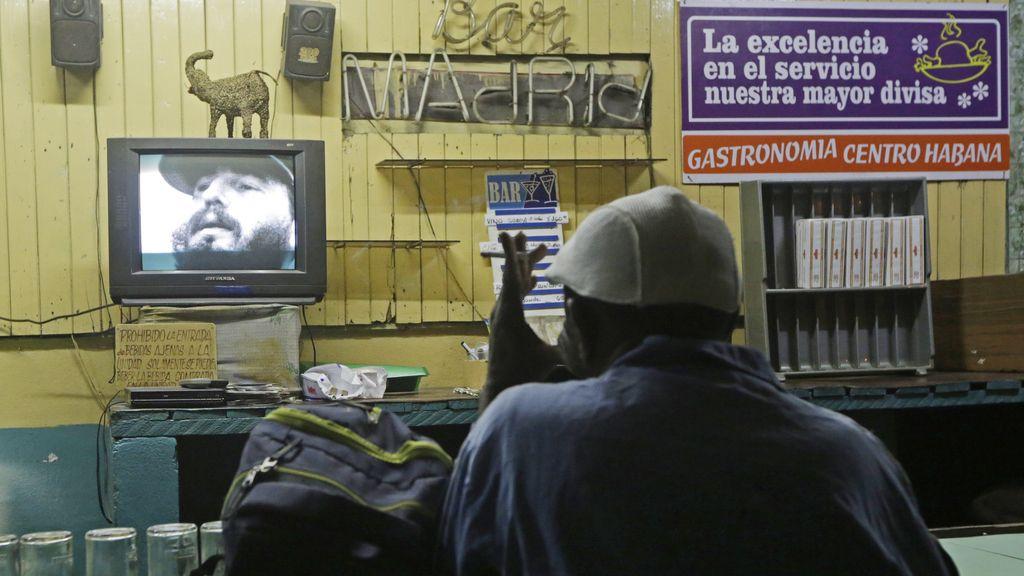 Expectación en Cuba