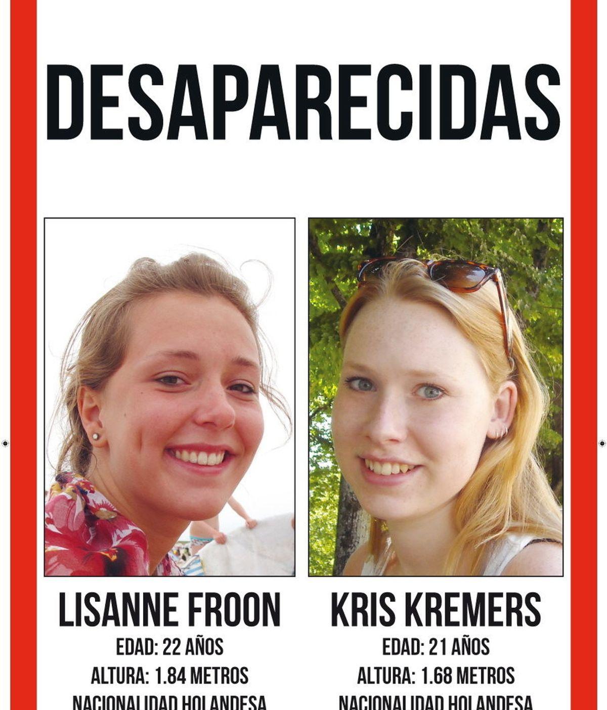 Dos jóvenes holandesas desaparecidas en Panamá