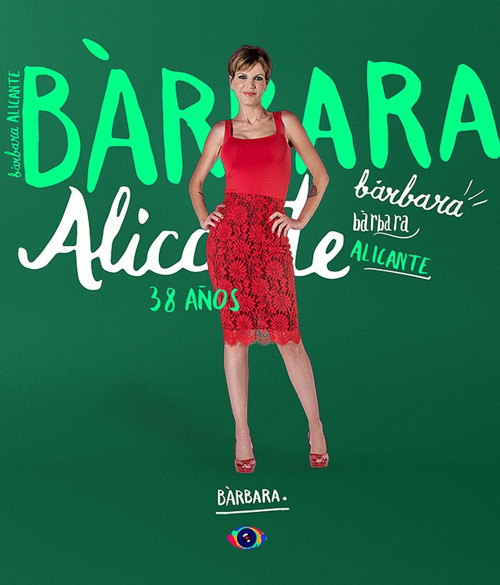 Bárbara, 38 años (Alicante)