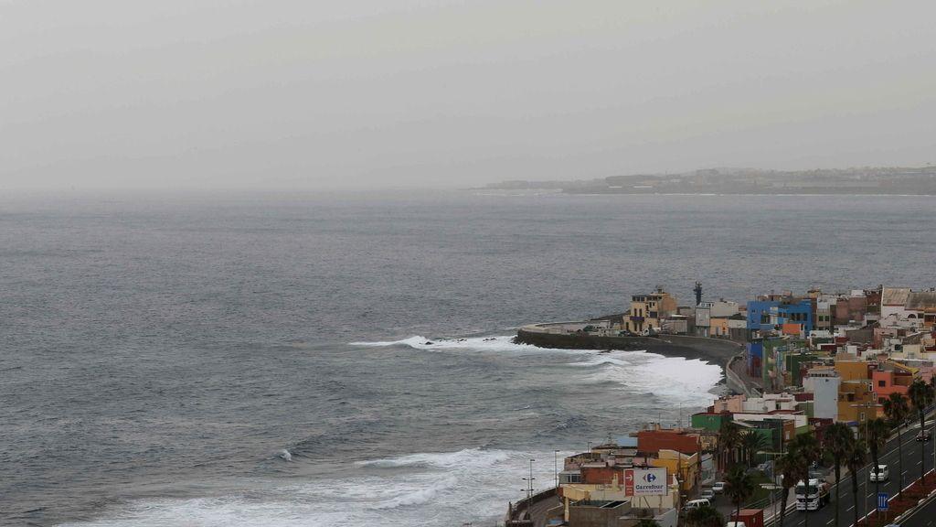 Siete provincias del norte peninsular en alerta por lluvias y tormentas