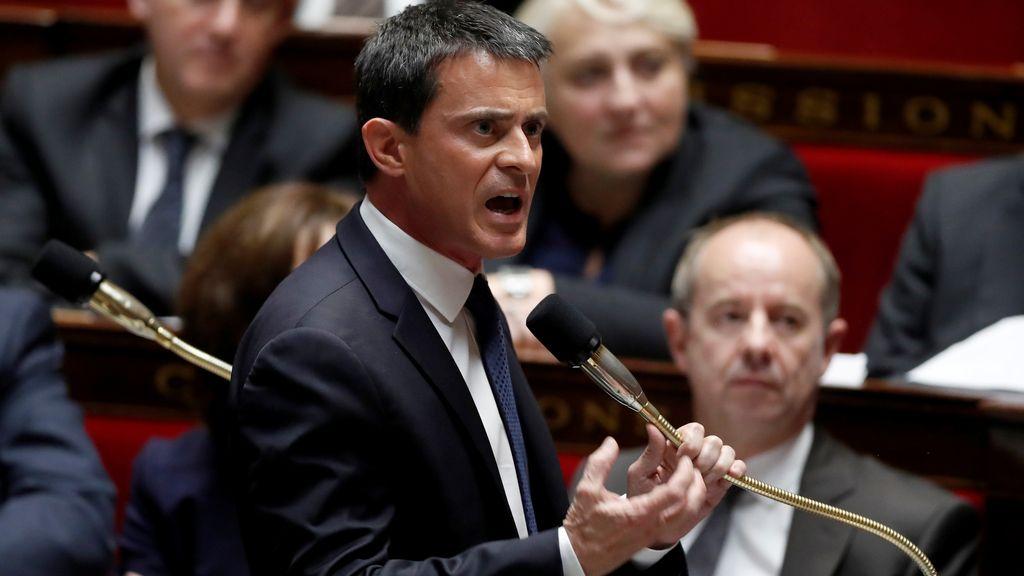 Manuel Valls, Elecciones, Francia