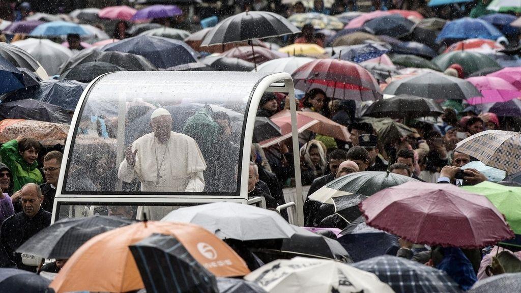 El papa en el Jubileo de la Misericordia