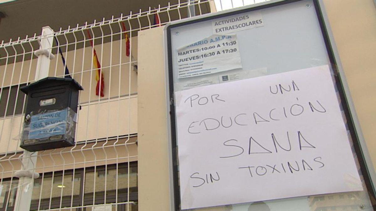 Se reanudan las clases en el colegio público 'El Quiñón' de Seseña pese a las quejas de los padres