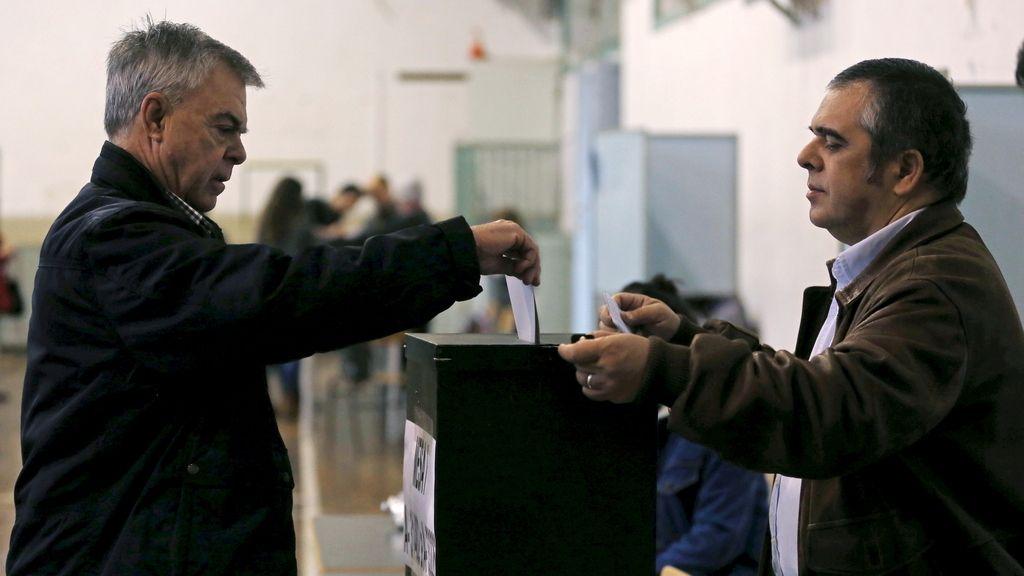 Los portugueses, de nuevo en las urnas