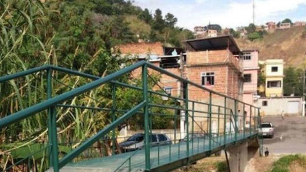 Manoelina dos Santos,Juracy da Conceição,Adalto José Soares,puente vecinal Barra Mansa,iniciativa vecinal Brasil