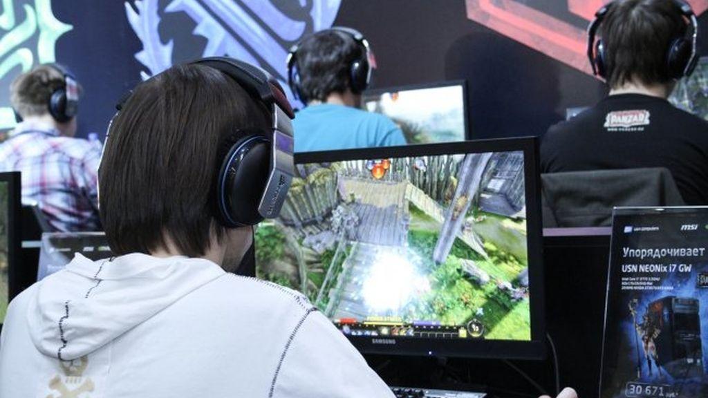 Jugador videojuegos