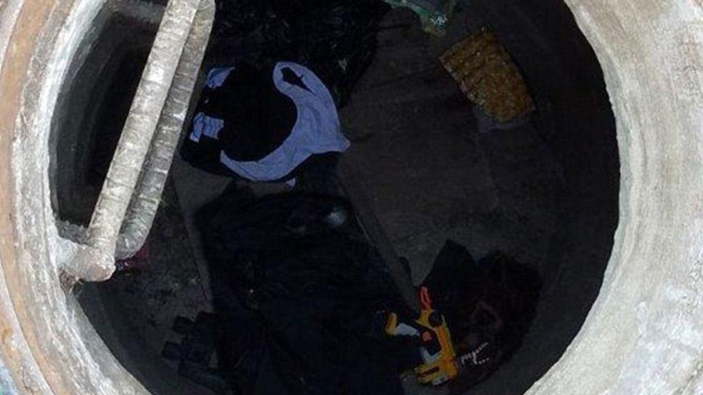 Descubren a dos niños de 12 años viviendo en las alcantarillas de Seattle