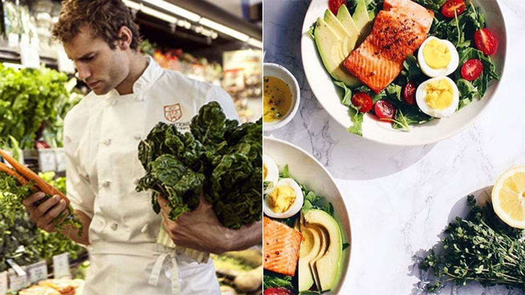 """#5 Define su cocina como """"comida para cuando vuelves hambriento del gym"""""""