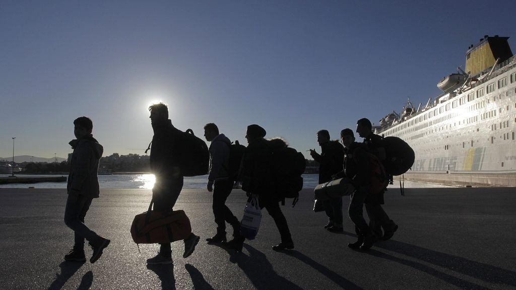 Un danés, multado con casi 700 euros por ofrecer ayuda a varios refugiados