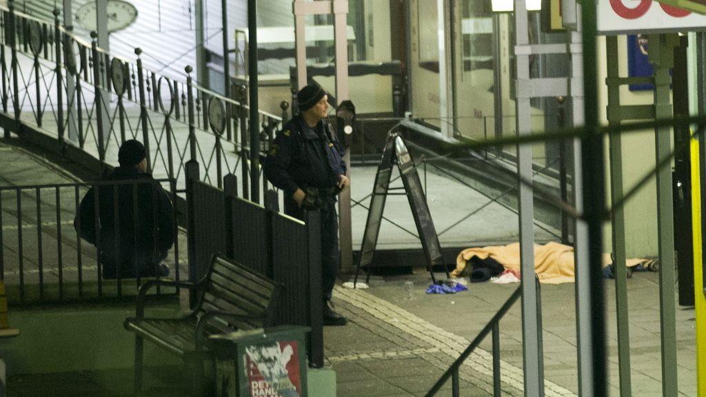 Dos muertos en un tiroteo en un restaurante de Goteborg